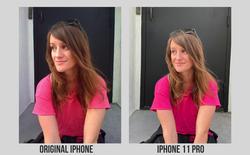 Khả năng chụp ảnh của iPhone 11 Pro sẽ như thế nào nếu so sánh với...'ông tổ' iPhone 2G?
