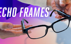 Amazon giới thiệu kính mắt thông minh Echo Frames, tích hợp Alexa, giá 180 USD
