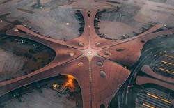 Bắc Kinh vừa khánh thành sân bay mới với ga chờ lớn nhất thế giới
