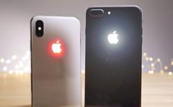 Logo 'Táo khuyết' trên iPhone sắp có khả năng phát sáng
