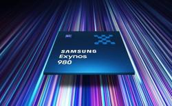 Samsung ra mắt chip Exynos 980, bộ vi xử lý tích hợp modem 5G đầu tiên của hãng