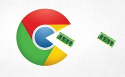 Mini-hack: Để tăng RAM trống, hãy thay thế ứng dụng thường bằng... Chrome