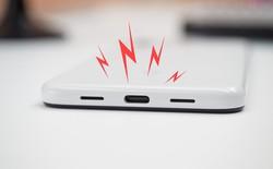 Android 10 sẽ phát âm thanh báo động nếu cổng sạc bị quá nhiệt hay dính bẩn