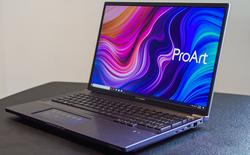 Asus đáp trả MacBook Pro với loạt laptop chuyên đồ hoạ ProArt StudioBook: Core i9, GPU Quadro RTX, RAM 128GB