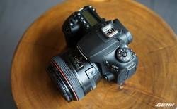 Trên tay Canon EOS 90D: Ngoại hình không thay đổi nhiều, phần cứng nâng cấp đáng kể, chưa có giá chính thức tại Việt Nam