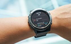 Cận cảnh Garmin Fenix 6X Pro Solar: Smartwatch đầu tiên nạp pin bằng năng lượng Mặt Trời, giá lên đến gần 29 triệu đồng cho bản cao cấp nhất