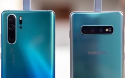 Cùng nói con số 16 triệu, đây là sự khác biệt giữa Samsung Galaxy S10 và Huawei P30