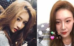 Lỡ tay tắt nhầm filter làm đẹp lúc livestream, hot girl Trung Quốc mất hơn trăm ngàn lượt follow vì để lộ nhan sắc thật