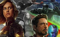 """Còn chưa ra rạp mà """"Captain Marvel"""" đã bị soi ra lỗ hổng to đùng trong Vũ trụ Marvel"""