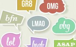 Những từ viết tắt Tiếng Anh thường được sử dụng trên mạng xã hội mà ai cũng cần biết