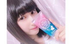 Marketing kiểu Nhật: In ngược bao bì trên tuýt kem chống nắng để chị em selfie cho tiện!