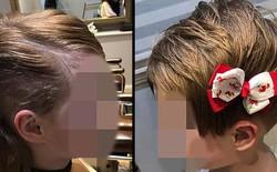 """Một bé gái 5 tuổi bị """"tẩy não"""", tự cắt tóc mình vì nằng nặc nghe theo lời video độc hại trên YouTube"""