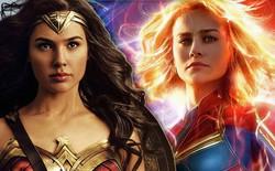 """Câu trả lời cho dân """"ngoại đạo"""": """"Captain Marvel"""" hay """"Wonder Woman"""" thú vị hơn?"""