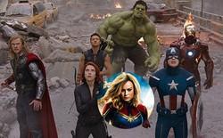 """Hóa ra Captain Marvel đã được nhắc đến trong """"The Avengers"""" cách đây 7 năm cơ đấy!"""