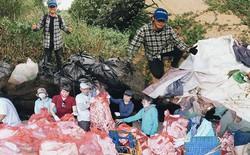 """""""Cơn sốt"""" thử thách dọn rác lan tỏa ở Việt Nam và tín hiệu đáng mừng về sự biến mất của những bãi rác lớn"""