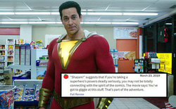 Internet bảo Shazam! là phim DC hay nhất từ trước đến nay