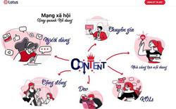 Mạng xã hội Lotus công bố kế hoạch bảo vệ các nhà sáng tạo nội dung