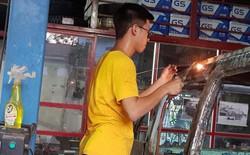 Nam Định: Nam sinh chế tạo thành công xe ô tô năng lượng mặt trời