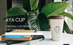 Xuất hiện startup giải được 'bài toán nhựa' của Highlands Coffee: Với đồ uống take away, khách hàng được mượn cốc mang về mà không phải trả bất kỳ khoản phí nào