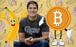 Từng một thời đầu tư vào tiền ảo, giờ đây tỷ phú Mark Cuban lại kiên quyết: 'Tôi thà ăn chuối còn hơn vì ít nhất chúng còn có ích hơn bitcoin'