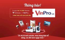 Viễn Thông A dần chuyển sang tên mới VinPro