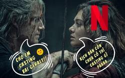 """7 bí mật của """"witcher"""" Henry Cavill: """"Mặt dày"""" gọi liên tục cho Netflix để được casting, cứ quay phim xong là vác luôn trang phục Geralt về nhà mặc cho nó ngầu"""