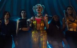 """Trailer Birds of Prey lên sóng: Harley Quinn điên loạn quẩy nát thành phố Gotham sau khi bị Joker """"đá"""""""