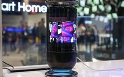 [CES 2020] Loa thông minh của Royole có màn hình uốn cong đẹp mắt nhưng giá chát