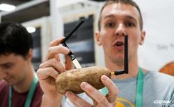 """Dạo một vòng CES 2020 bắt gặp startup rao bán khoai tây """"thông minh"""""""