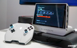 [CES 2020] Trên tay PC gaming nhỏ gọn Alienware Concept UFO: Phiên bản Nintendo Switch phóng to?