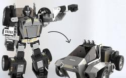 [CES 2020] Đồ chơi Transformer cực bốc, có thể hít đất, giá 500 USD