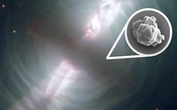 """Khám phá vật chất lâu đời nhất trên Trái Đất: """"già"""" hơn cả Hệ Mặt Trời, tới từ một ngôi sao xa xôi khác trên một viên thiên thạch"""