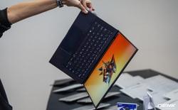 Cận cảnh ASUS ExpertBook B9: laptop 14 inch nhưng chỉ nặng hơn 800gr, đạt tiêu chuẩn quân đội MIL-STD 810G