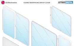 LG được cấp bằng sáng chế smartphone màn hình kép kiểu mới