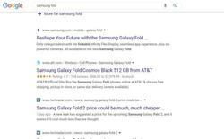 Trang tìm kiếm của Google vừa có một thay đổi khiến người dùng rất khó chịu