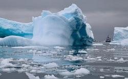 Nghiên cứu mới: Băng Bắc Cực tan là do tủ lạnh và điều hòa cũ nhà bạn đấy