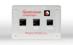 Qualcomm ra mắt Snapdragon 720G, Snapdragon 662 và Snapdragon 460