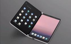 Cái nhìn đầu tiên về Android trên smartphone màn hình kép Microsoft Surface Duo