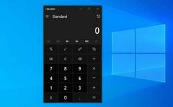 Tháng Tư tới, ứng dụng máy tính mặc định trên Windows sẽ được cập nhật tính năng vẽ đồ thị