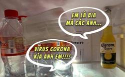 Đang yên đang lành, hãng bia Corona bỗng nhiên bị Internet liên tục réo tên vì lầm tưởng với con virus viêm phổi chết người