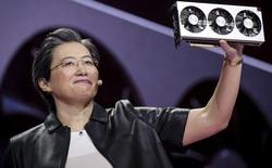 Cổ phiếu AMD tăng cao kỷ lục, phá vỡ mức đỉnh của bong bóng dot-com