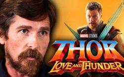 """Marvel đang tích cực lôi kéo """"Batman"""" huyền thoại Christian Bale về đội Thor: Love and Thunder"""