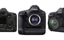 [CES 2020] Canon 1DX Mark III ra mắt: Chip Digic X mới, chụp liên tiếp 20fps, quay video RAW, giá 150 triệu đồng