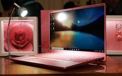 [CES 2020] Chiếc laptop MSI màu hồng này không yếu đuối như vẻ ngoài của nó: GTX 1650, màn hình 4K, chip Intel 6 nhân