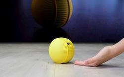 [CES 2020] Samsung hé lộ robot quản gia trông không khác gì bóng tennis, có khả năng phụ giúp tất tần tật công việc trong nhà