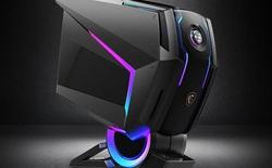 [CES 2020] MSI trình làng chiếc PC chơi game mới tại CES, nhìn chẳng khác gì cái đầu Robot