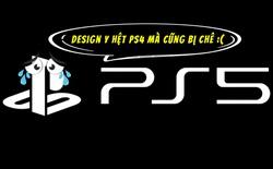 Dân tình chê lên chê xuống logo PlayStation 5, nhưng thực chất nó vẫn thế mà, có khác gì mấy đời máy cũ đâu