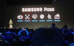 Samsung sao chép y nguyên biểu tượng Face ID của Apple