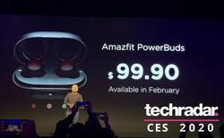 [CES 2020] Amazfit PowerBuds: pin trâu gấp đôi, giá chưa bằng một nửa so với AirPods Pro