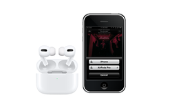 """Ngạc nhiên chưa: AirPods Pro vẫn hoạt động tốt với """"đồ cổ"""" iPhone 3GS"""